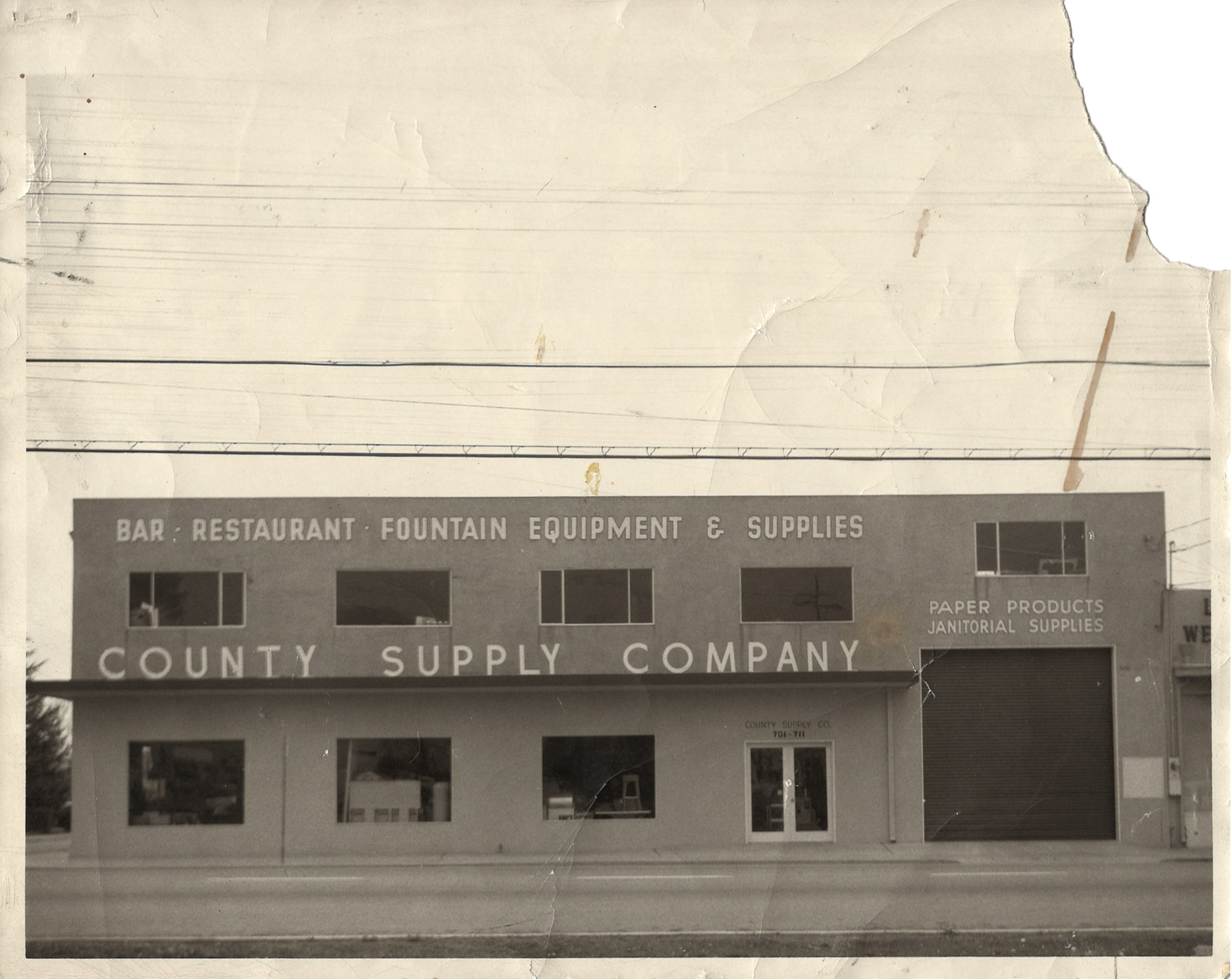 County Supply Building