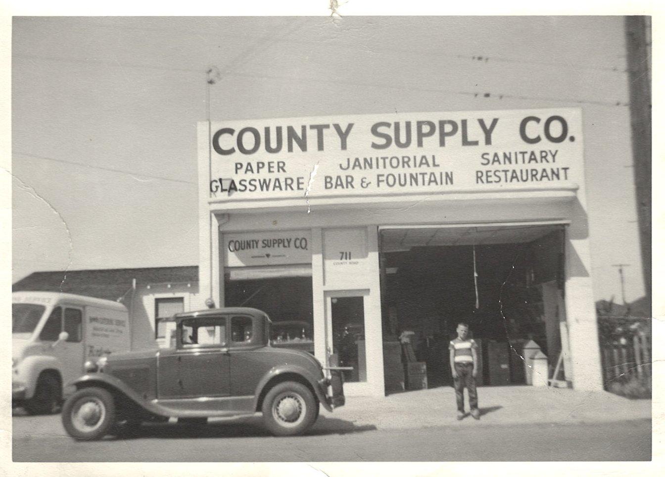 Original CRS Building